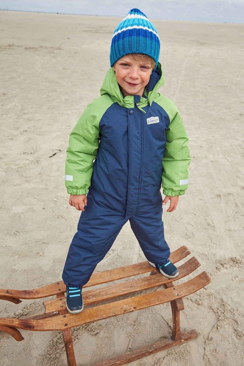 Scout Schneeoverall »SNOWBALL« wasserdicht, winddicht und atmungsaktiv