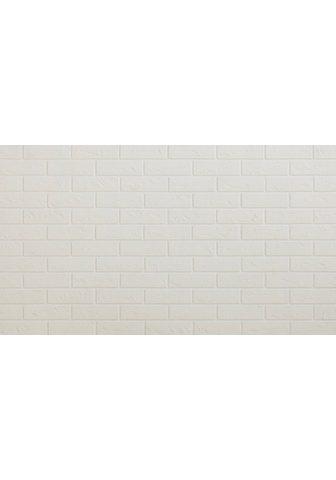ELASTOLITH Verblender »Iceland« BxL: 21x5 cm weiß...