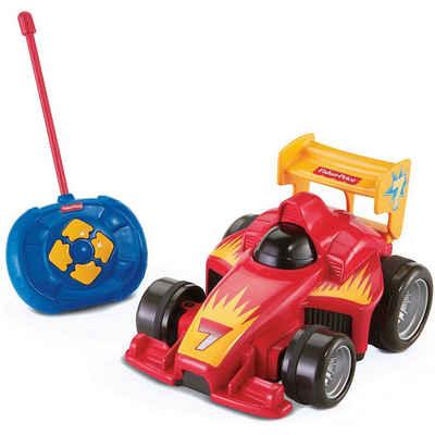 Mattel® Spielzeug-Auto »Fisher-Price Fernlenkflitzer, ferngesteuertes«
