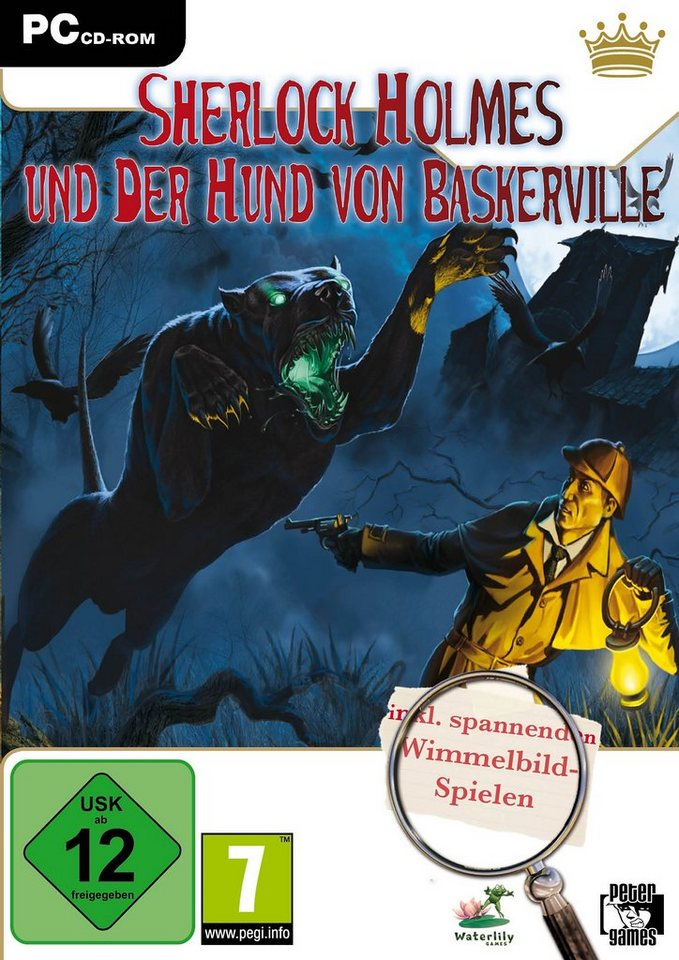 Morphicon pc spiel sherlock holmes der hund von for Der hund von baskerville