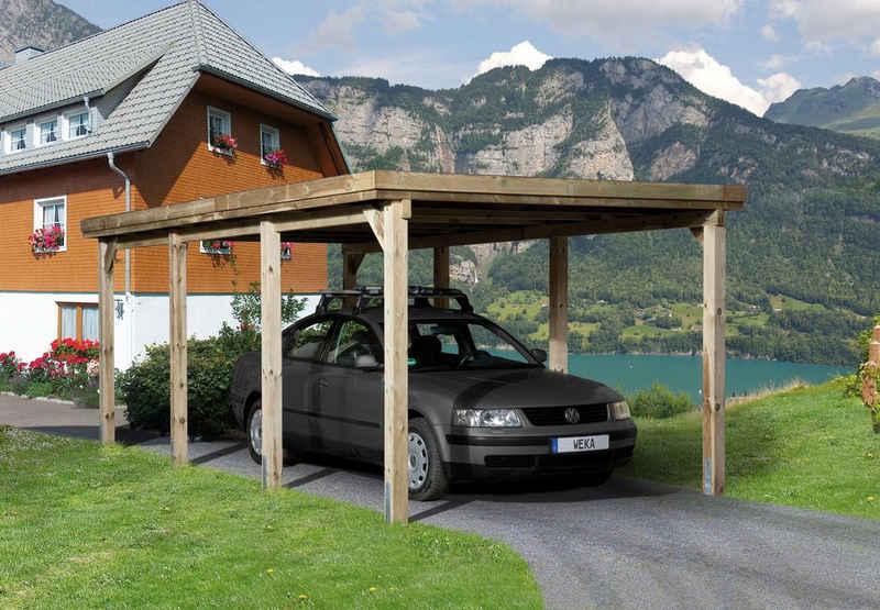 weka Einzelcarport »Optima 2«, 215 cm Einfahrtshöhe
