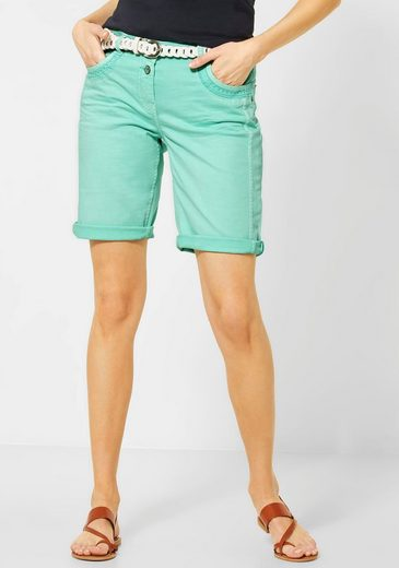 Cecil Shorts »New York«, loose fit