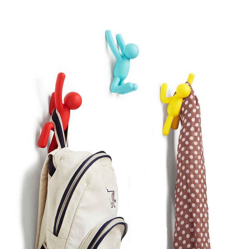 "Kleiderhaken »Kleiderhaken ""Buddy Hooks"" 3 Haken«, Umbra"