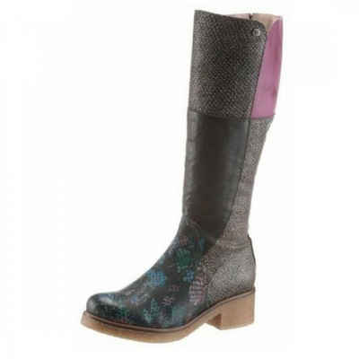 DKODE »hoher Stiefel« Stiefel Mehrfarbig