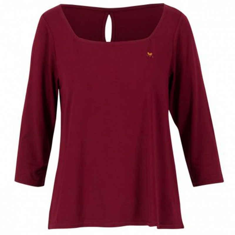 Blutsgeschwister Sweatshirt »flow slow Shirt Damen«