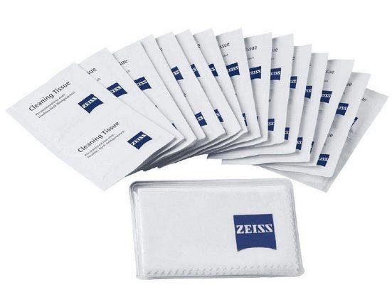 ZEISS Schutzfolie »Reinigungstücher (20x Feucht, Microf. 18x18)«