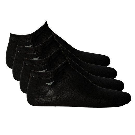 TOM TAILOR Sneakersocken »4er Pack Unisex Socken - Basic, Sneakersocken,«