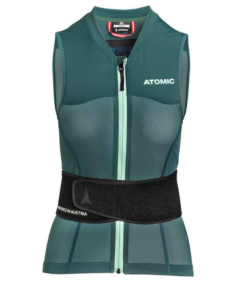 "Atomic Protektorenweste »Damen Protektoren ""Live Shield Vest Amid""«"