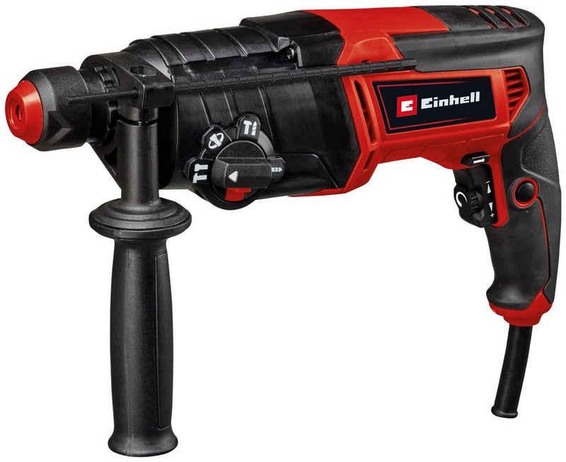Einhell Bohrhammer »TC-RH 800 4F«, (2-tlg)