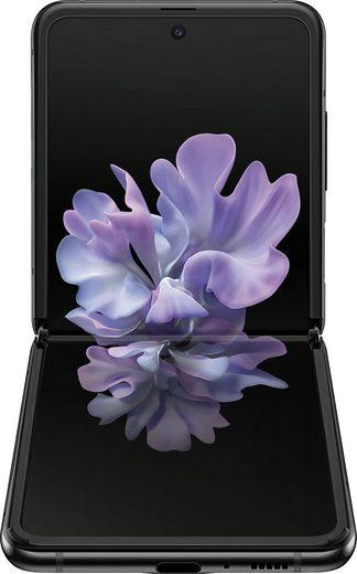 Samsung Galaxy Z Flip Smartphone (17,03 cm/6,7 Zoll, 256 GB Speicherplatz, 12 MP Kamera)