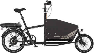 FISCHER Fahrräder E-Bike, 9 Gang Shimano Sora Schaltwerk, Kettenschaltung, Heckmotor 250 W
