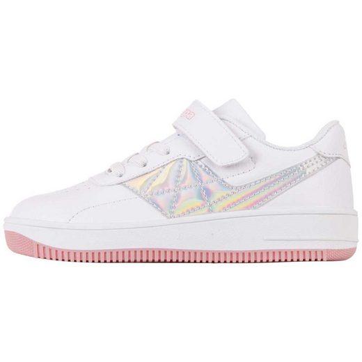 Kappa »CLEAN KIDS« Sneaker - PASST! Qualitätsversprechen für Kinderschuhe von Kappa