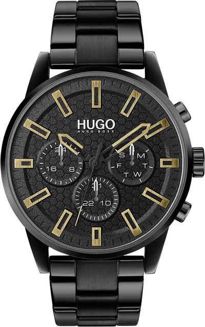 HUGO Multifunktionsuhr »#SEEK, 1530177«