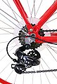 FASHION LINE Tourenrad, 6 Gang Shimano TOURNEY TY 300 Schaltwerk, Kettenschaltung, Bild 4