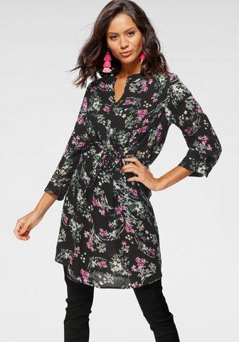 Laura Scott Suknelė-marškiniai su Bindeband