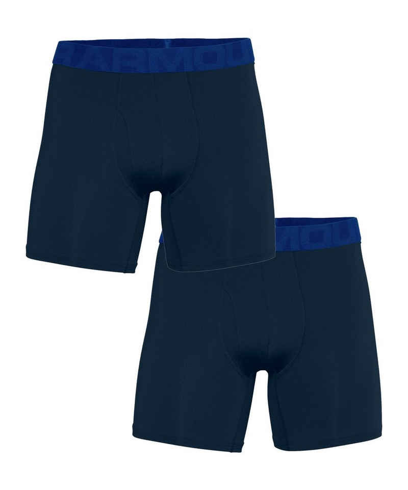 Under Armour® Boxershorts »Tech 6in Boxershort 2er Pack« default