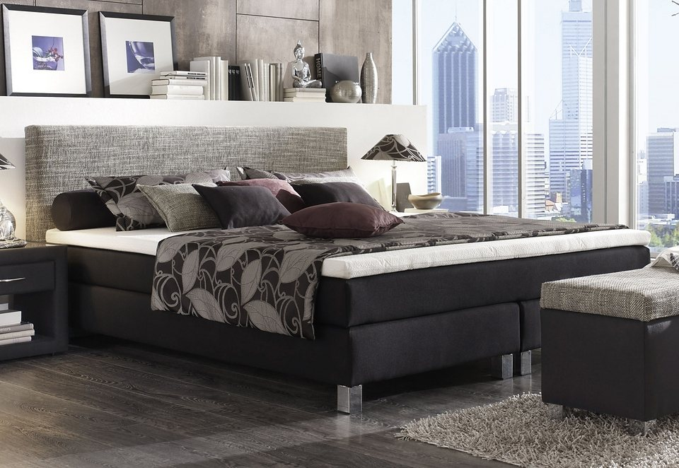 boxspringbett maintal online kaufen otto. Black Bedroom Furniture Sets. Home Design Ideas