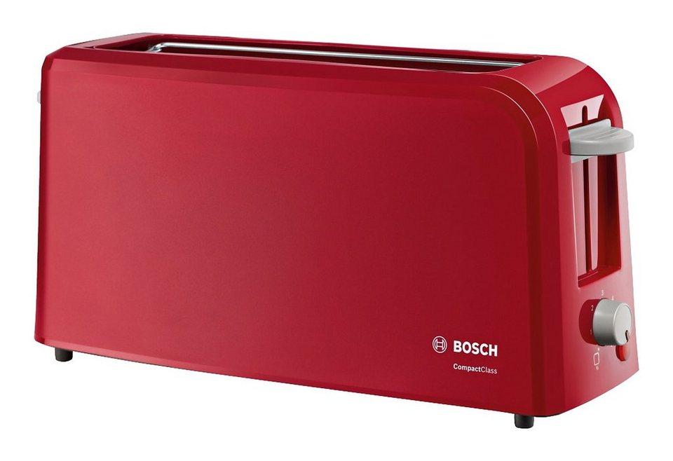 bosch langschlitz toaster compact class tat3a004 980. Black Bedroom Furniture Sets. Home Design Ideas
