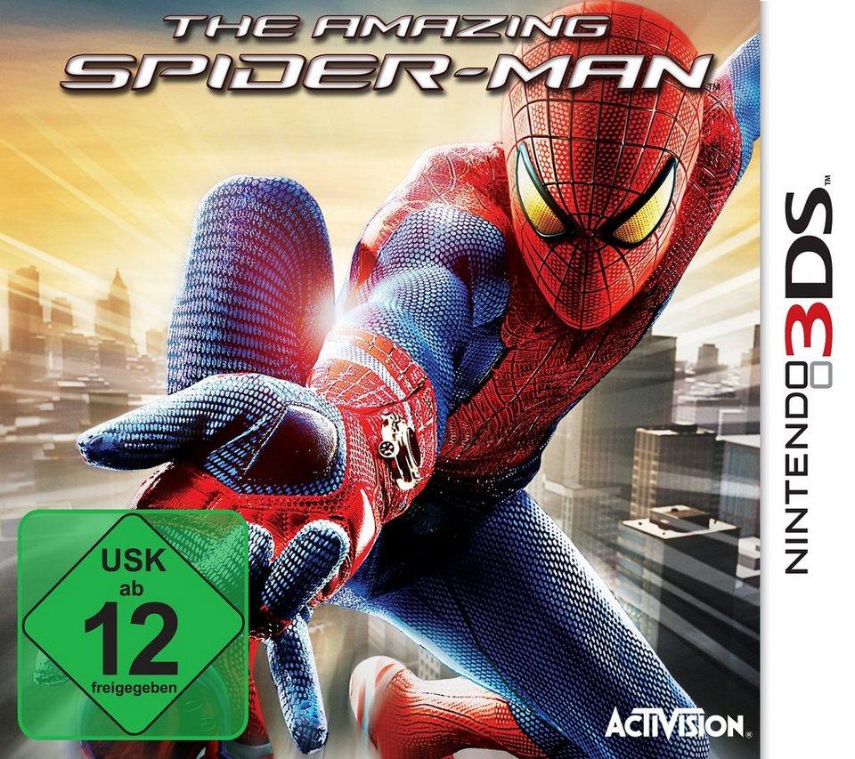 Activision Nintendo 3DS - Spiel »Amazing Spiderman«