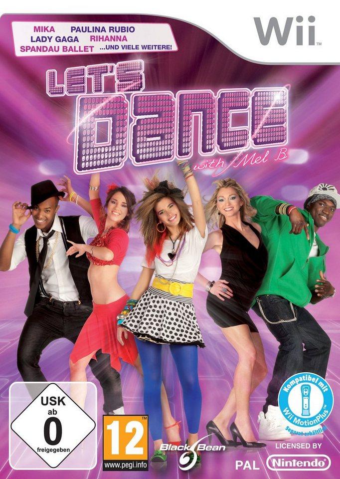 lets dance spiel