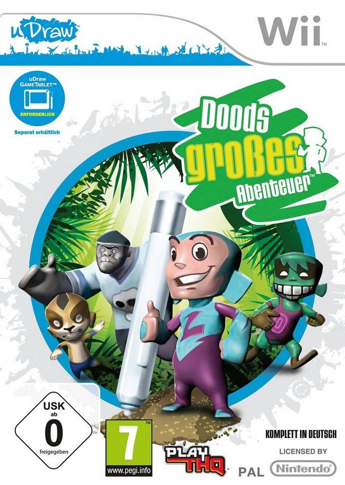 Wii - Spiel »Doods großes Abenteuer (Game Tablet)«