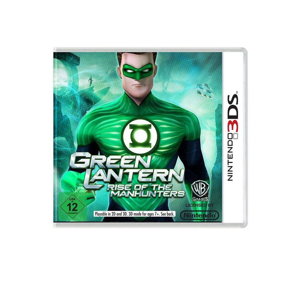 Spielzeug Rund Um Den Neuen Superhelden: Spiel »Green Lantern