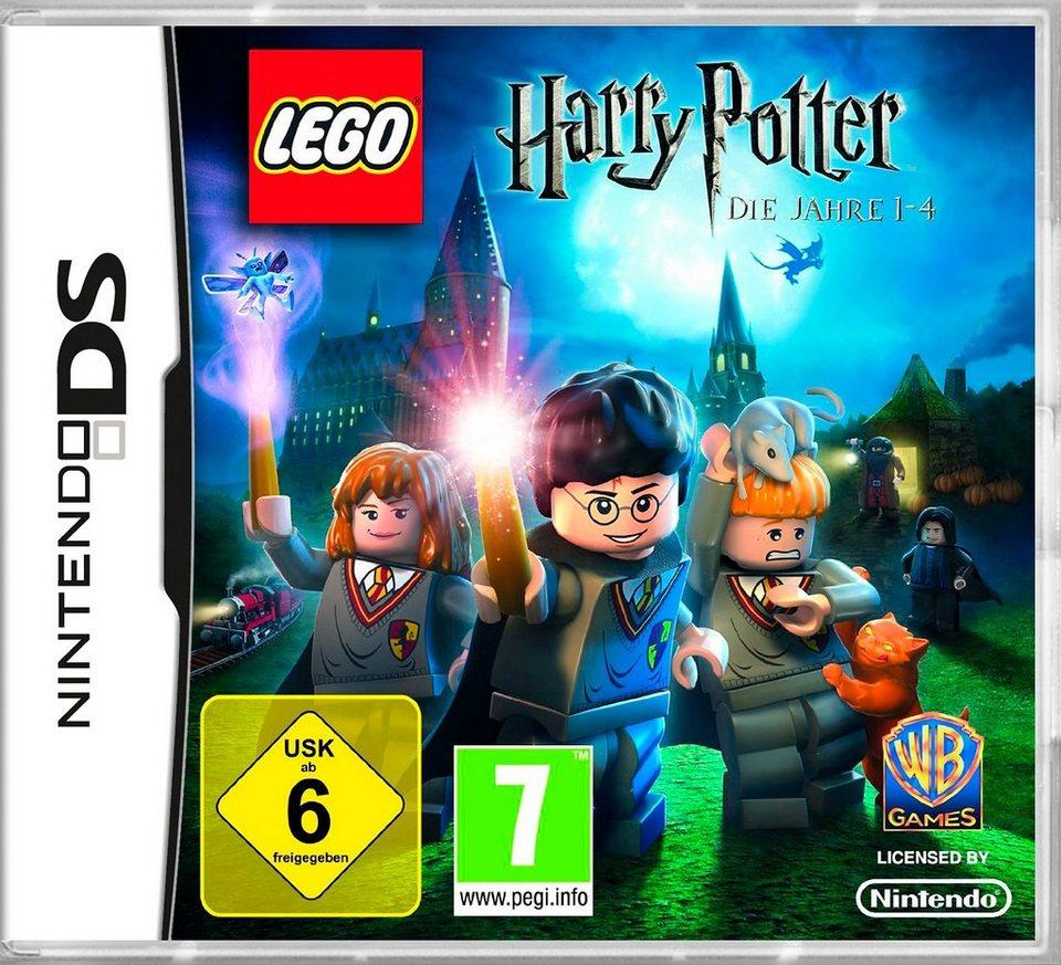 Nintendo DS - Spiel »LEGO Harry Potter - Die Jahre 1-4«
