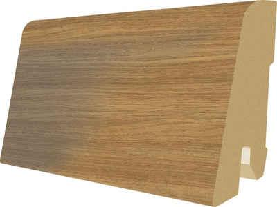EGGER Sockelleiste »L422 - Brook Eiche honig«, L: 240 cm, H: 6 cm
