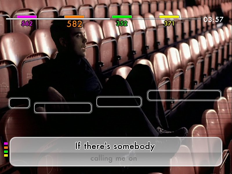 Nordic Games Wii - Spiel »We Sing: Robbie Williams (inkl. 2 Mikrofonen)«