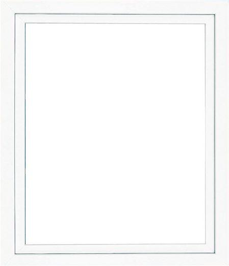 RORO Kunststoff-Fenster »Classic 400«, BxH: 60x60 cm, weiß, in 2 Varianten
