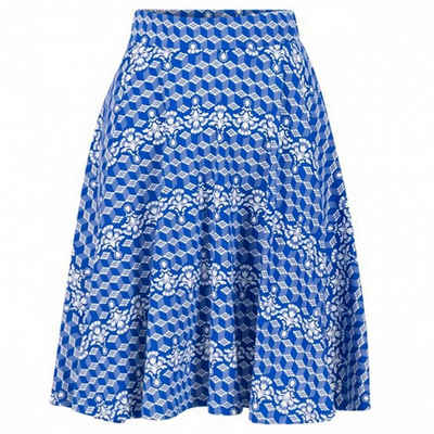 Blutsgeschwister A-Linien-Rock »Fullmoon Circle Skirt Tellerrock Damen«