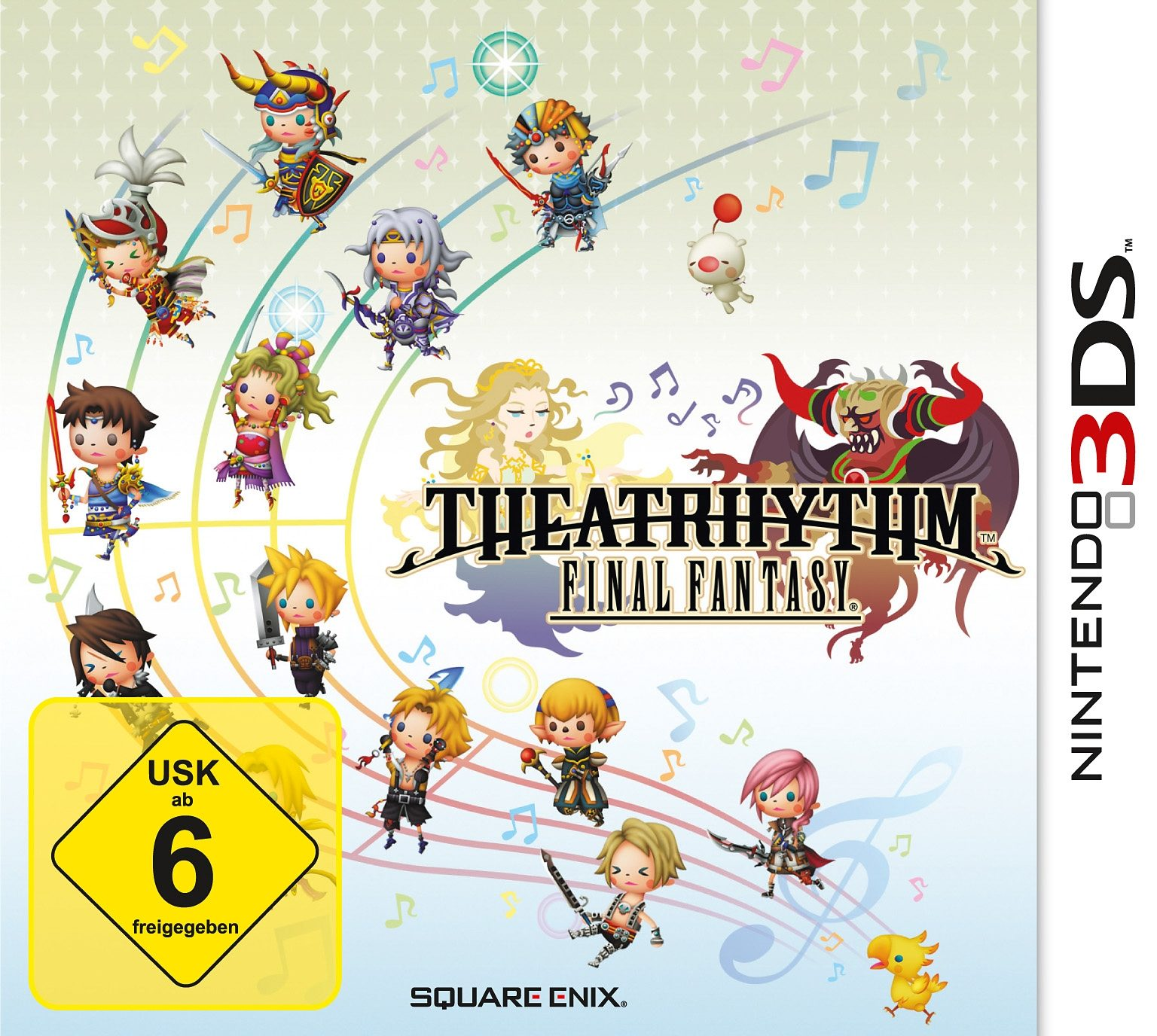 Nintendo 3DS - Spiel »Theatrhythm Final Fantasy«