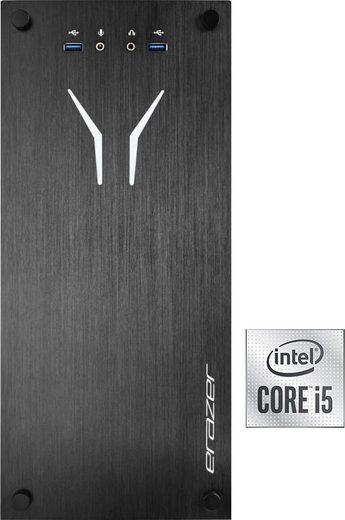Medion® PC P66084 ERAZER MD34738 Gaming-PC (Intel Core i5 10400F, GTX 1650 SUPER, 16 GB RAM, 512 GB SSD, Luftkühlung)