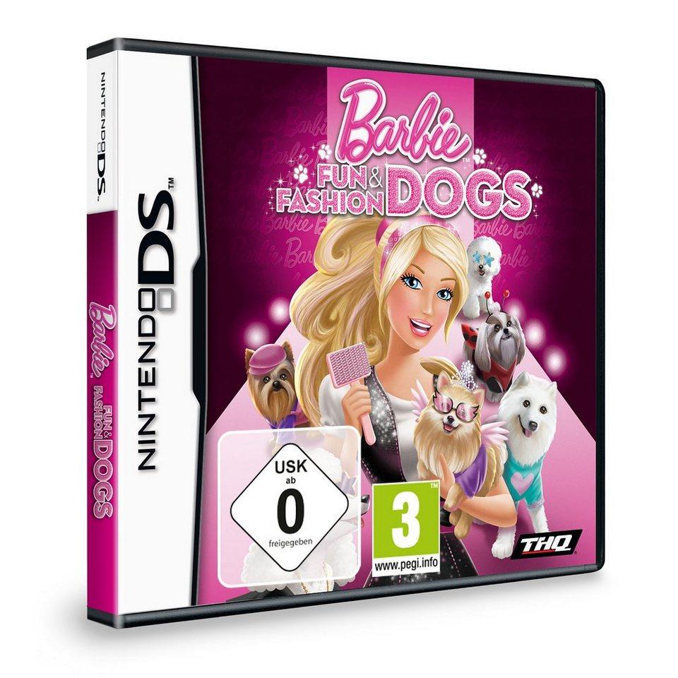 Nintendo Ds Spiel Barbie Fun Fashion Dogs Fairpay Online Kaufen Otto