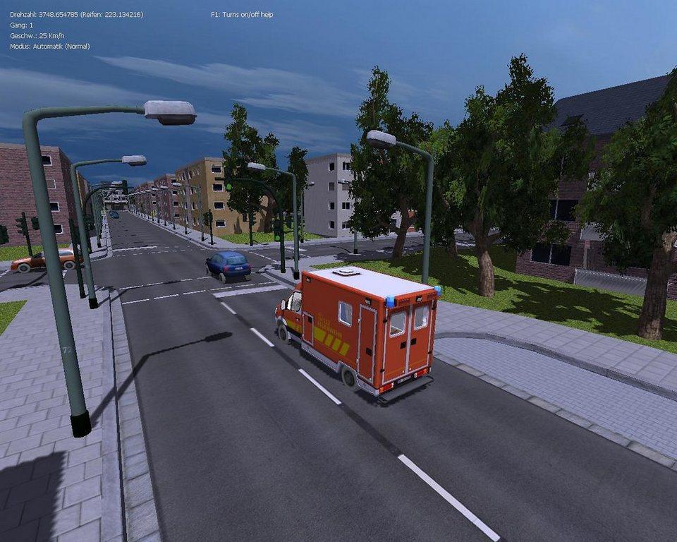 rettungsdienst simulator online spielen