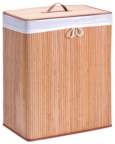 Zeller Present Wäschesortierer »Bamboo«, aus Bambus
