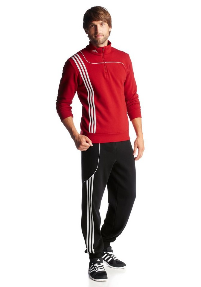 adidas Performance Jogginganzug in Rot