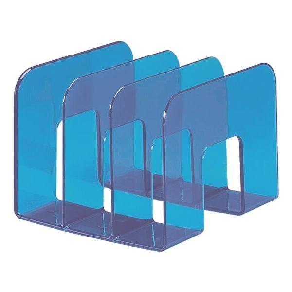 Durable Magazinsammler »Trend« in transparent blau
