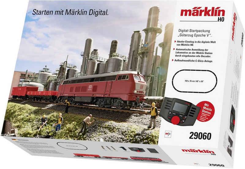 Märklin Modelleisenbahn-Set »Märklin Digital - Startpackung Güterzug Epoche V - 29060«, Spur H0, 230 V; Made in Europe