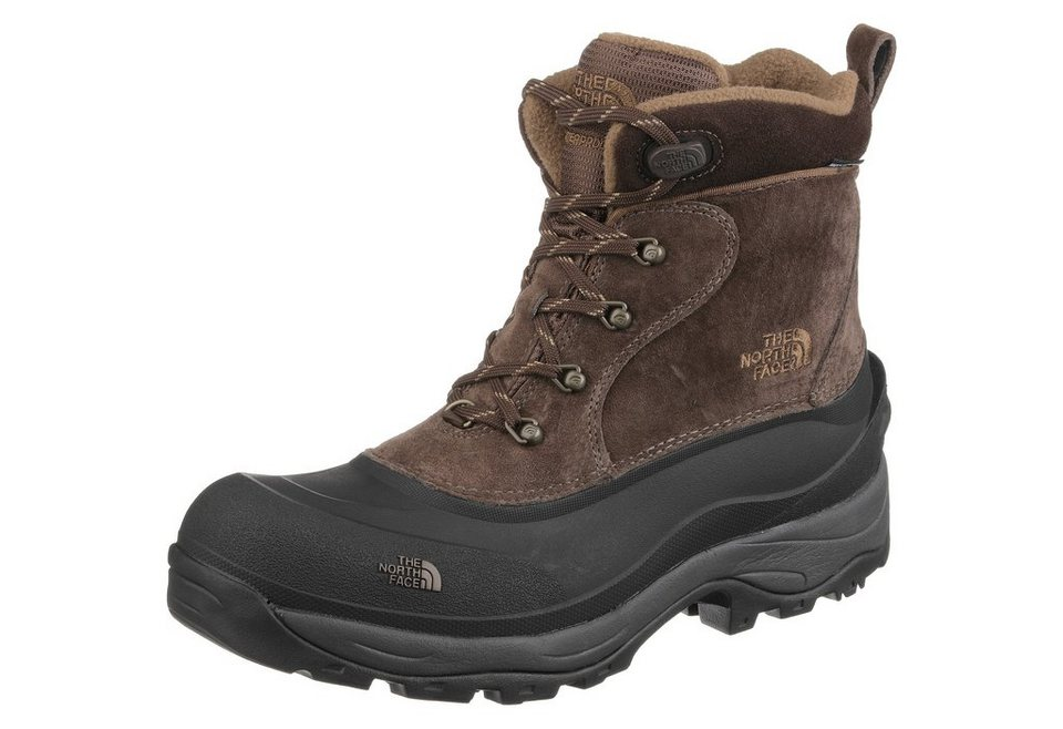 The North Face Chilkats Outdoorschuh in Braun