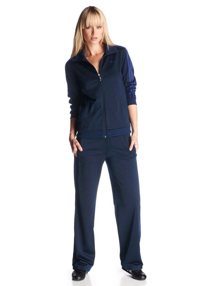 adidas Performance Diana Suit Trainingsanzug in Marine-Blau