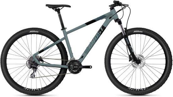 Ghost Mountainbike »Kato Essential 29 AL U«, 24 Gang Shimano Acera 8-fach Schaltwerk, Kettenschaltung