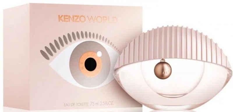 KENZO Eau de Toilette »Kenzo World Eau de Toilette 75ml«