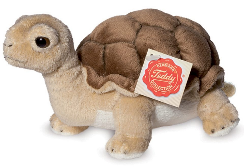 Teddy Hermann® COLLECTION Plüschtier, »Schildkröte, 20 cm«