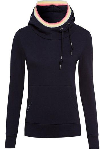 Ragwear Sweater »ERMELL« im Trendlook Pride- Rainbow-Color