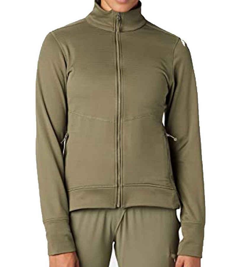 Mountain Hardwear Outdoorjacke »MOUNTAIN HARDWEAR Norse Peak Jacke weiche Damen Softshell Jacke mit Daumenlöchern Unterzieh-Jacke Grün«