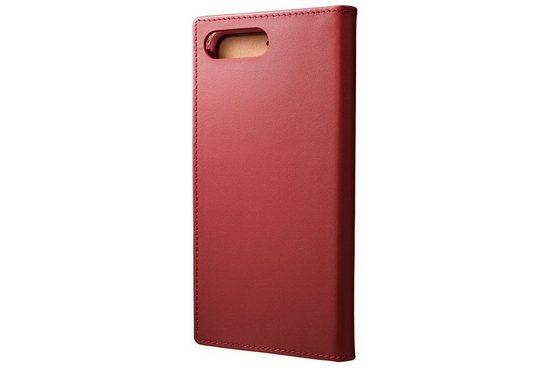 GRAMAS Handytasche »GLC636PRD Echtleder iPhone 8/7 Plus rot«