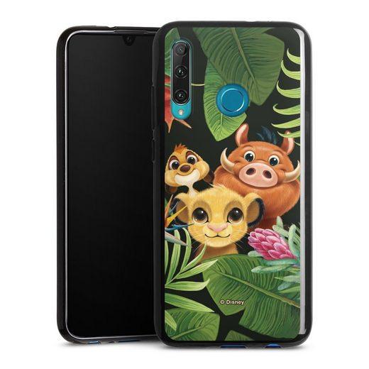 DeinDesign Handyhülle »Simbas Friends« OnePlus 8, Hülle Disney Simba Timon und Pumbaa