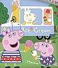 Babybettwäsche »Peppa Pig Wutz - 2 x Baby-Bettwäsche-Set, 100x135 & 40x60 cm«, Peppa Pig, 100% Baumwolle, Bild 3