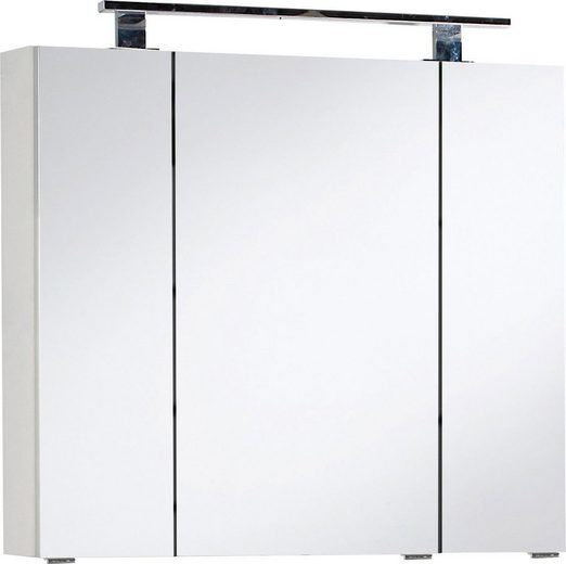 MARLIN Spiegelschrank »3400 Basic« Breite 80 cm